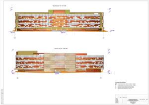 Возведение многофункционального торгово-развлекательного центра с подземной автостоянкой в комплексе городской застройки