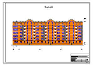 Строительство комплекса зданий из монолитного ж/б в микрорайоне Южное Бутово